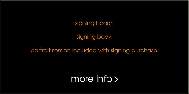 Signing Book